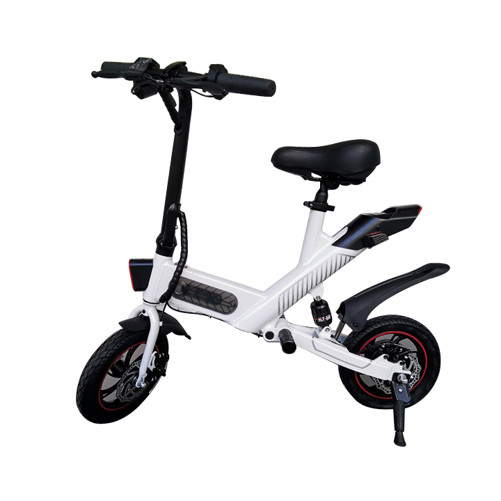 Moto Chirrey Y1 Electric Scooter with Front Child Seat