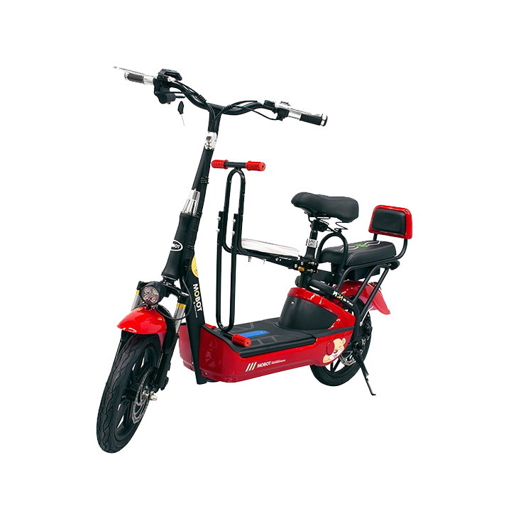 [Display Set] Mobot EV 2019 Electric Scooter with Front Child Seat