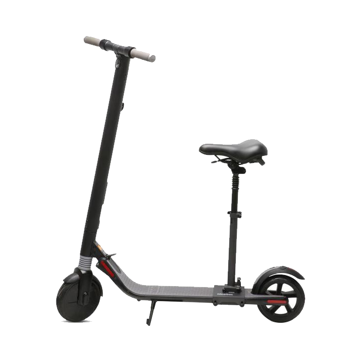 Segway Ninebot ES2 Electric Scooter with Seat and External Battery (36V, 5.2Ah)