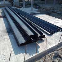 Carbon Steel Black Square Pipe 6 m 1x1-inch 25x25 mm 1.2 mm 5.18kg cheap price
