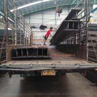 H-Beam 300x300x10x15 mm 6m 564Kg cheap price
