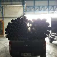 Carbon Steel Black Round Pipe 6 m 1-inch 2 mm 8.82kg cheap price