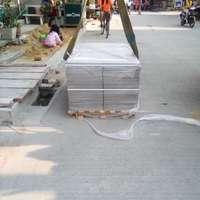 Concrete Block Slab No surface 40x40x4 cm Grey cheap price