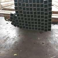 Carbon Steel Black Square Pipe TIS 6 m 1 1/2x1 1/2-inch 38x38 mm 2.3 mm 14.84kg cheap price