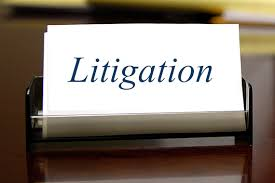 LITIGATIONS
