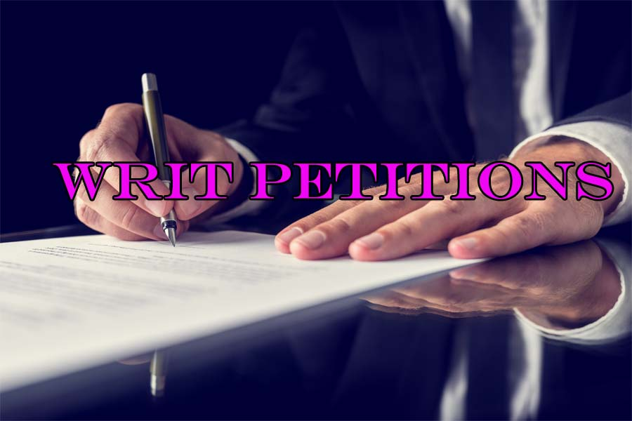 Writ Petitions