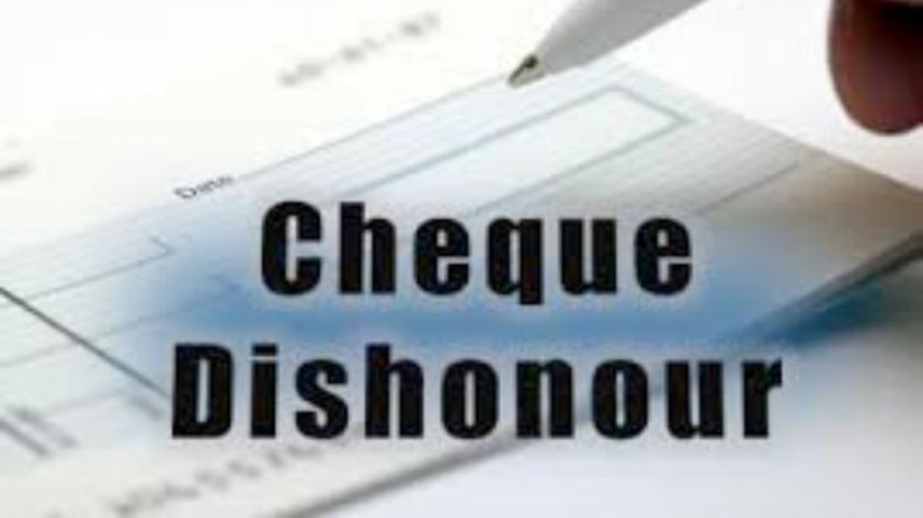 Cheque Dishonour