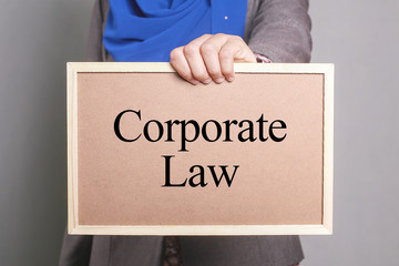 Corporate Laws