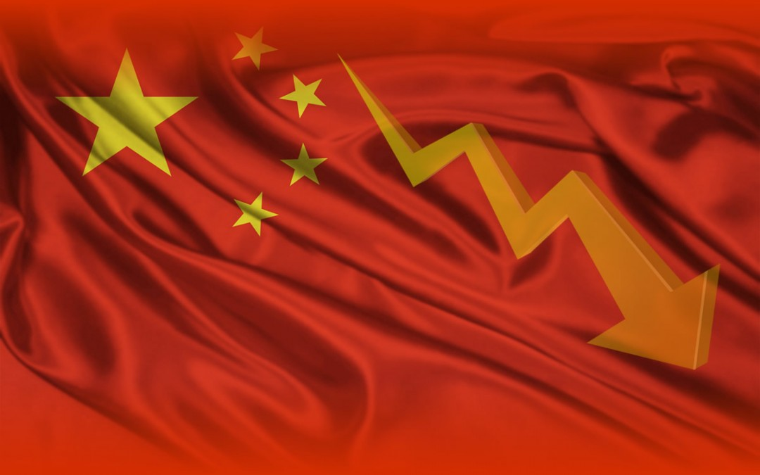 What does the FEAR index tell us about market conditions and the turmoil in China?