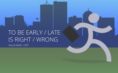 To Be Early/Late Is Right/Wrong