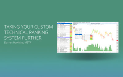 Taking your custom technical ranking system further