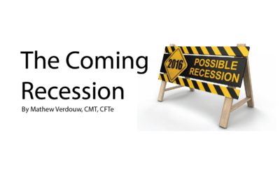 The Coming Recession?