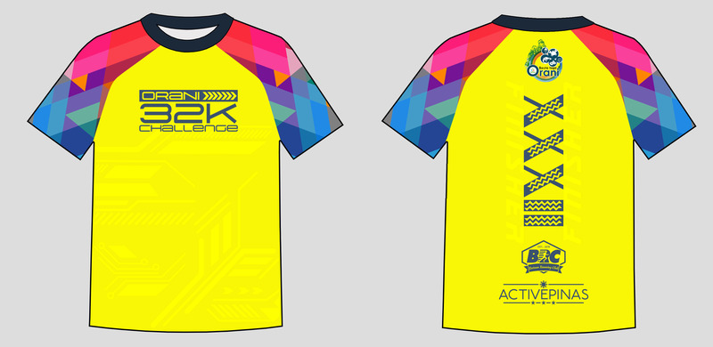32K Finisher Shirt
