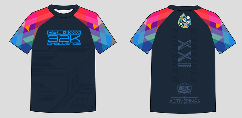 21K Finisher Shirt