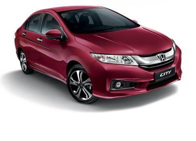 Honda City 1.5L S+