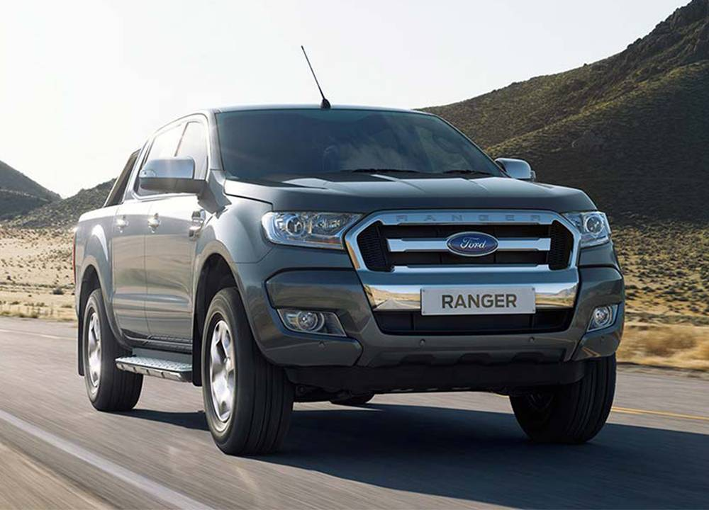 Ford Everest Uk Price >> Ford Ranger 2.2L XLT Automatic 4X4 High Rider | CarSifu
