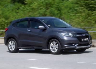 Honda HR-V 1.8L E