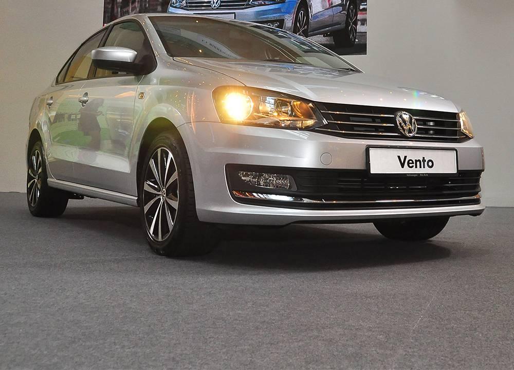 Volkswagen Vento 1.2 TSI Highline