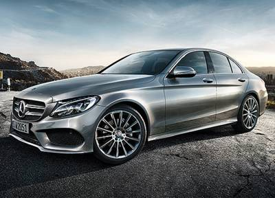 Mercedes-Benz C-Class C 300 AMG Line