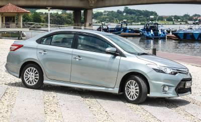 Toyota Vios 1.5E(AT)