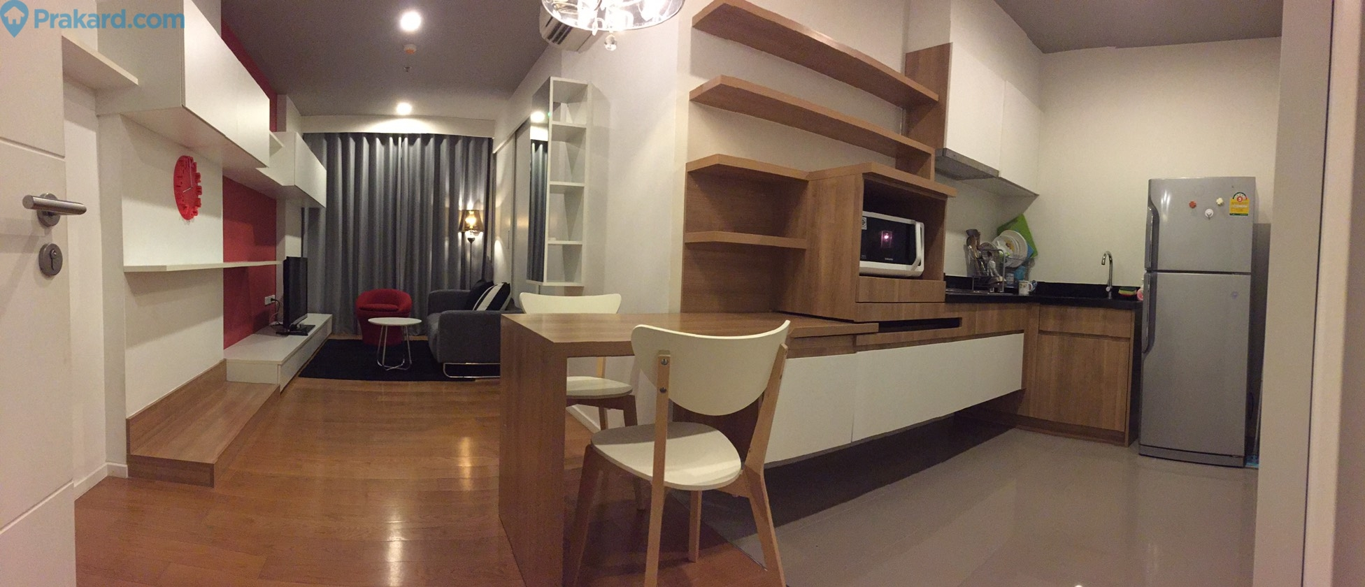 For rent blocs sukhumvit 77 on 15th floor 41 sqm fully for 15th floor