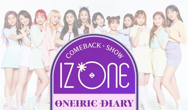 ชม: IZ * ONE COMEBACK SHOW Teaser