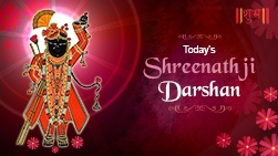 Shreenath ji Darshan - 23 July 2018