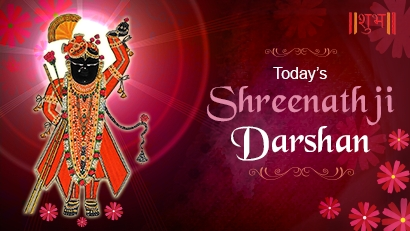 Shreenath ji Darshan - 8 September 2017
