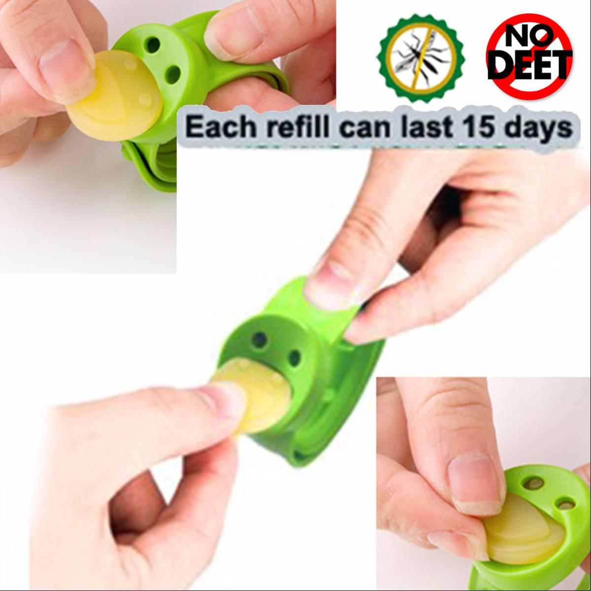 Babygo Refill Smiley Mosquito Repellent (isi Ulang Anti Nyamuk)2
