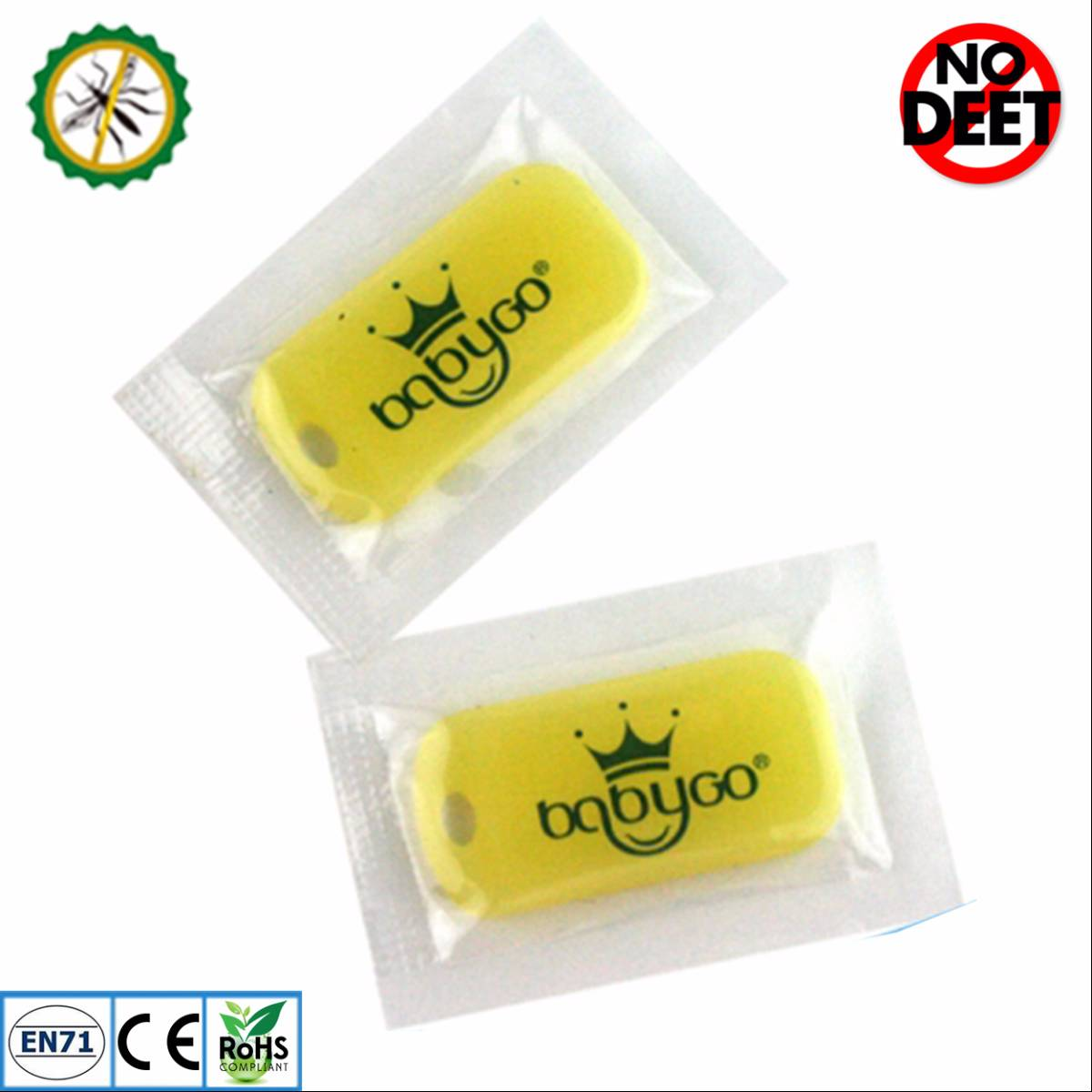 Babygo Refill Pellet Mosquito Repellent (isi Ulang Anti Nyamuk)1