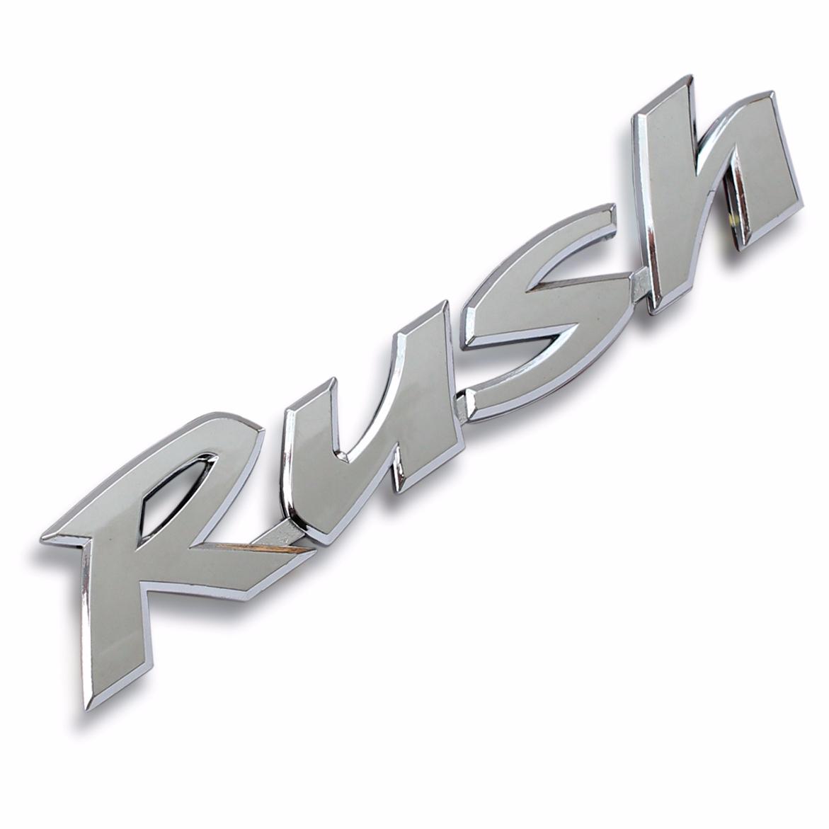 Emblem Logo Rush