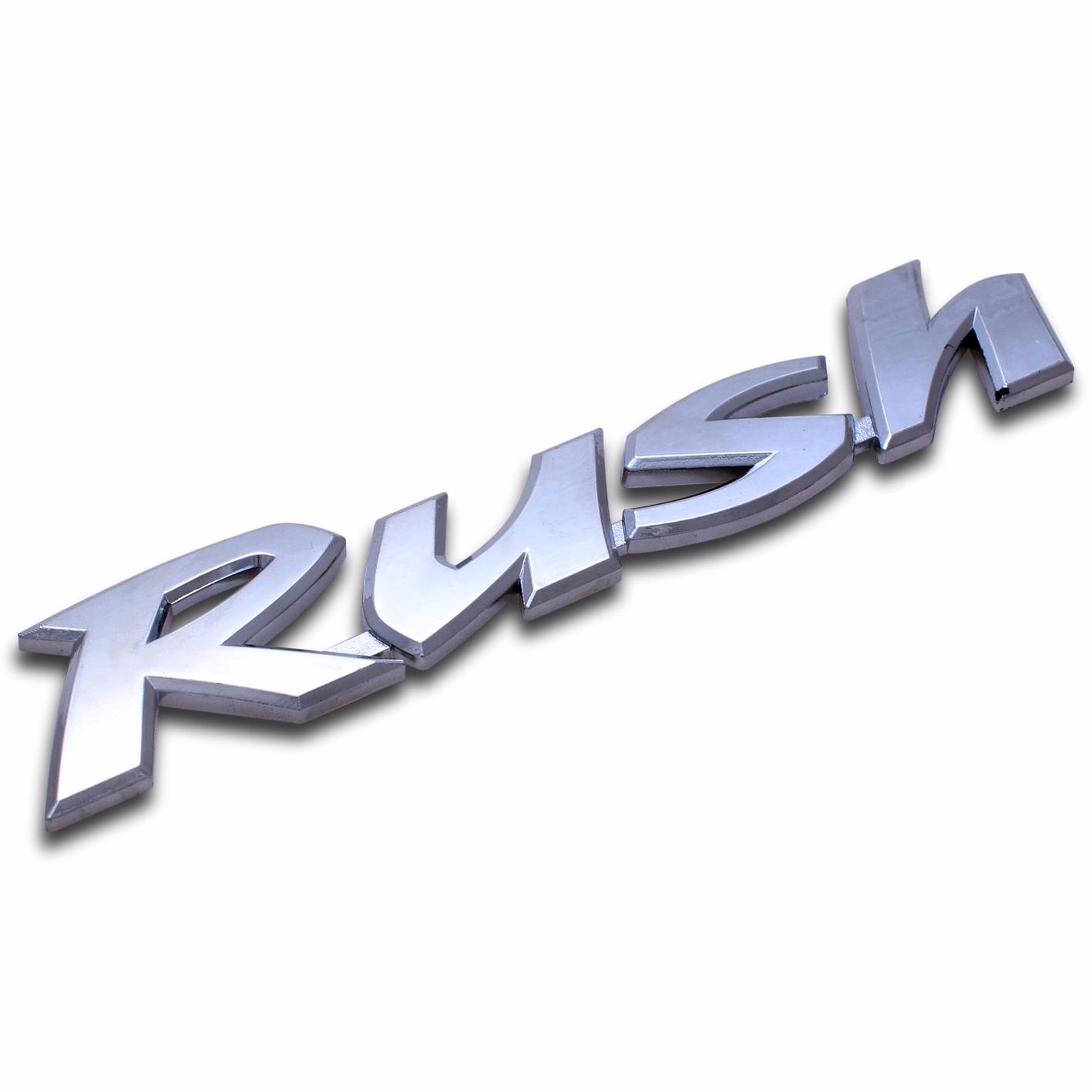 Emblem Logo Rush1
