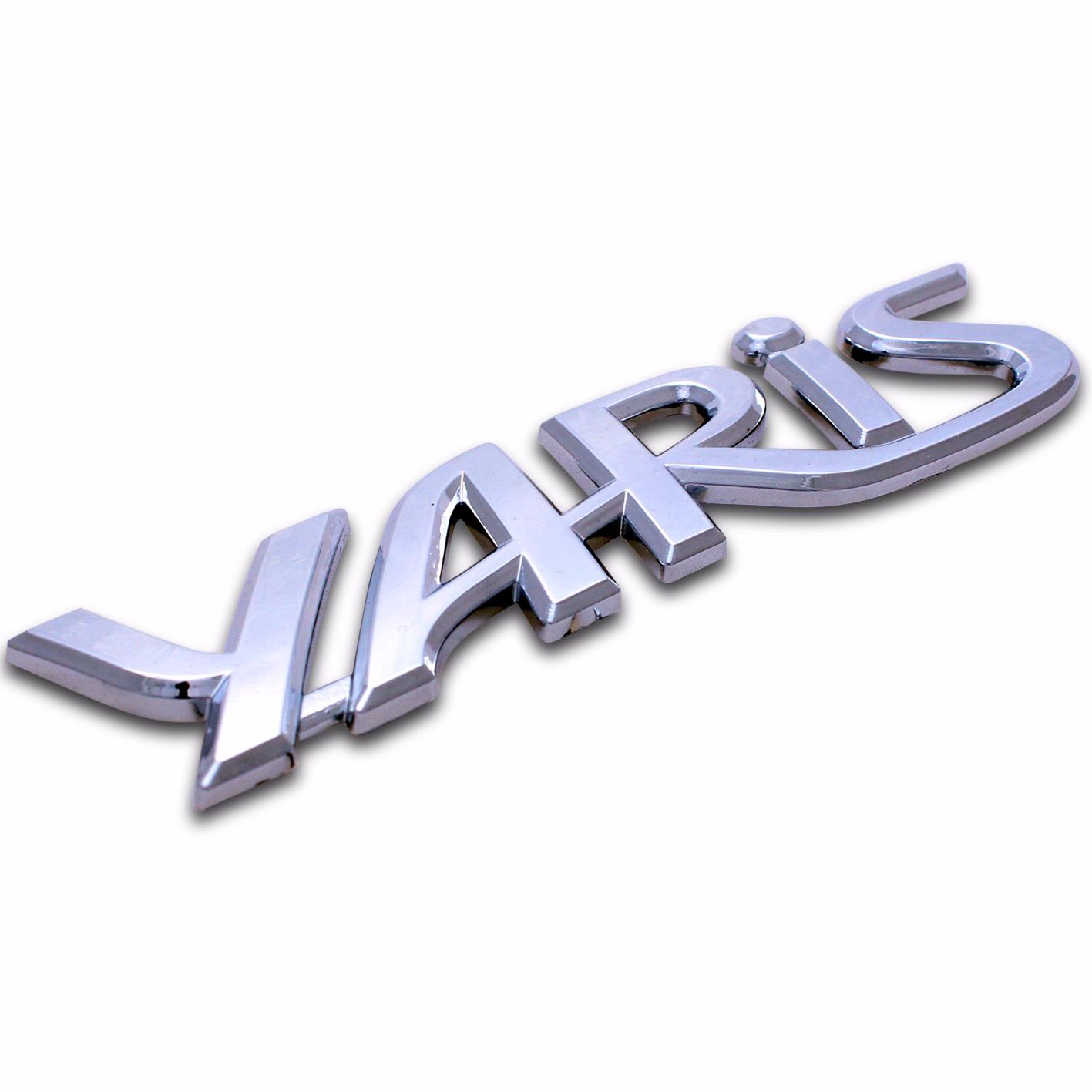 Emblem Logo Yaris1
