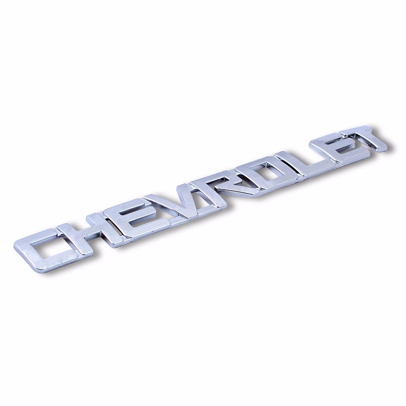 Emblem Logo Chevrolet