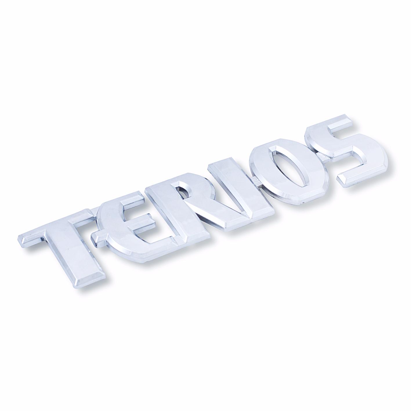 Emblem Logo Terios