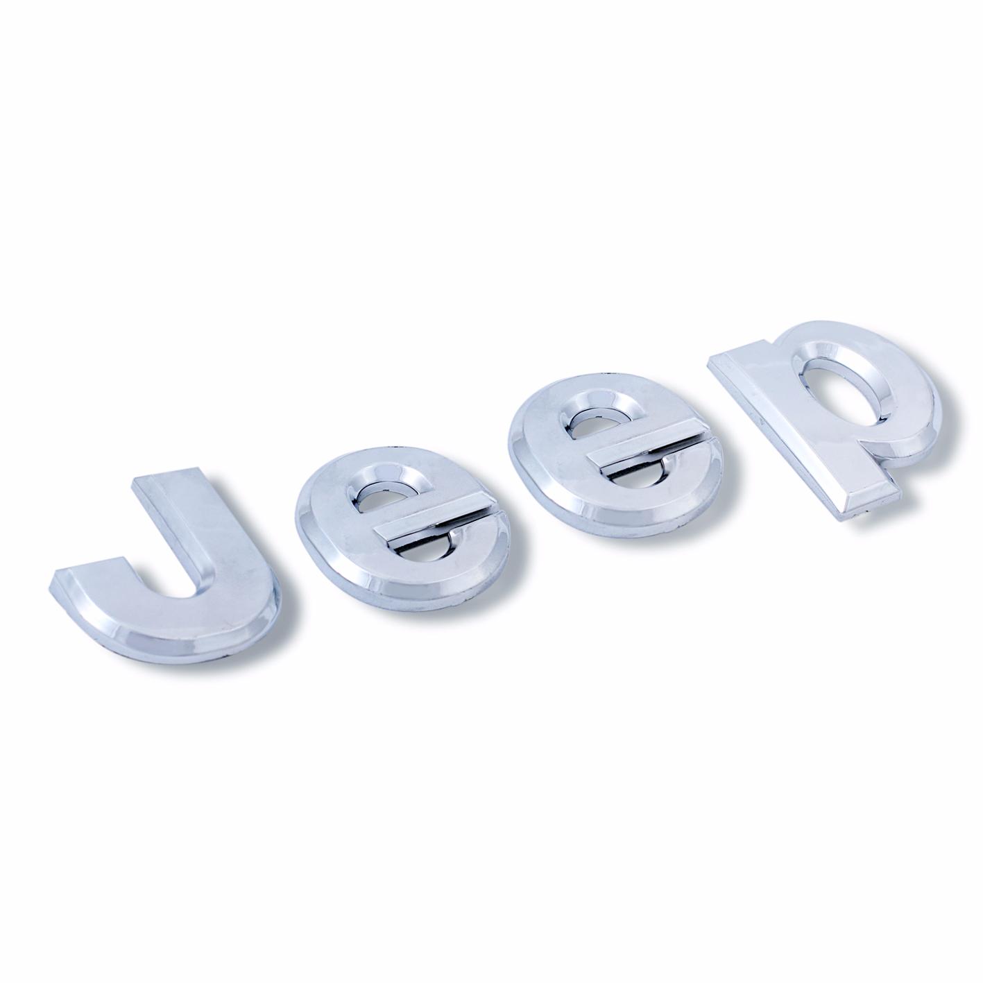 Emblem Logo Jeep