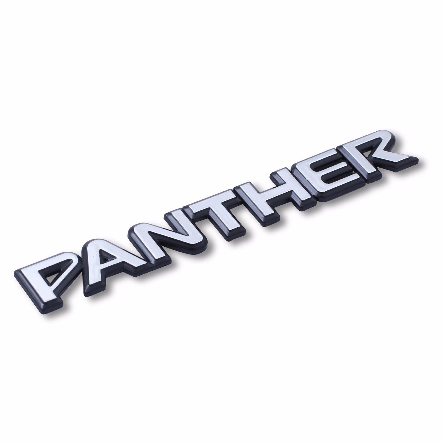 Emblem Logo Panther