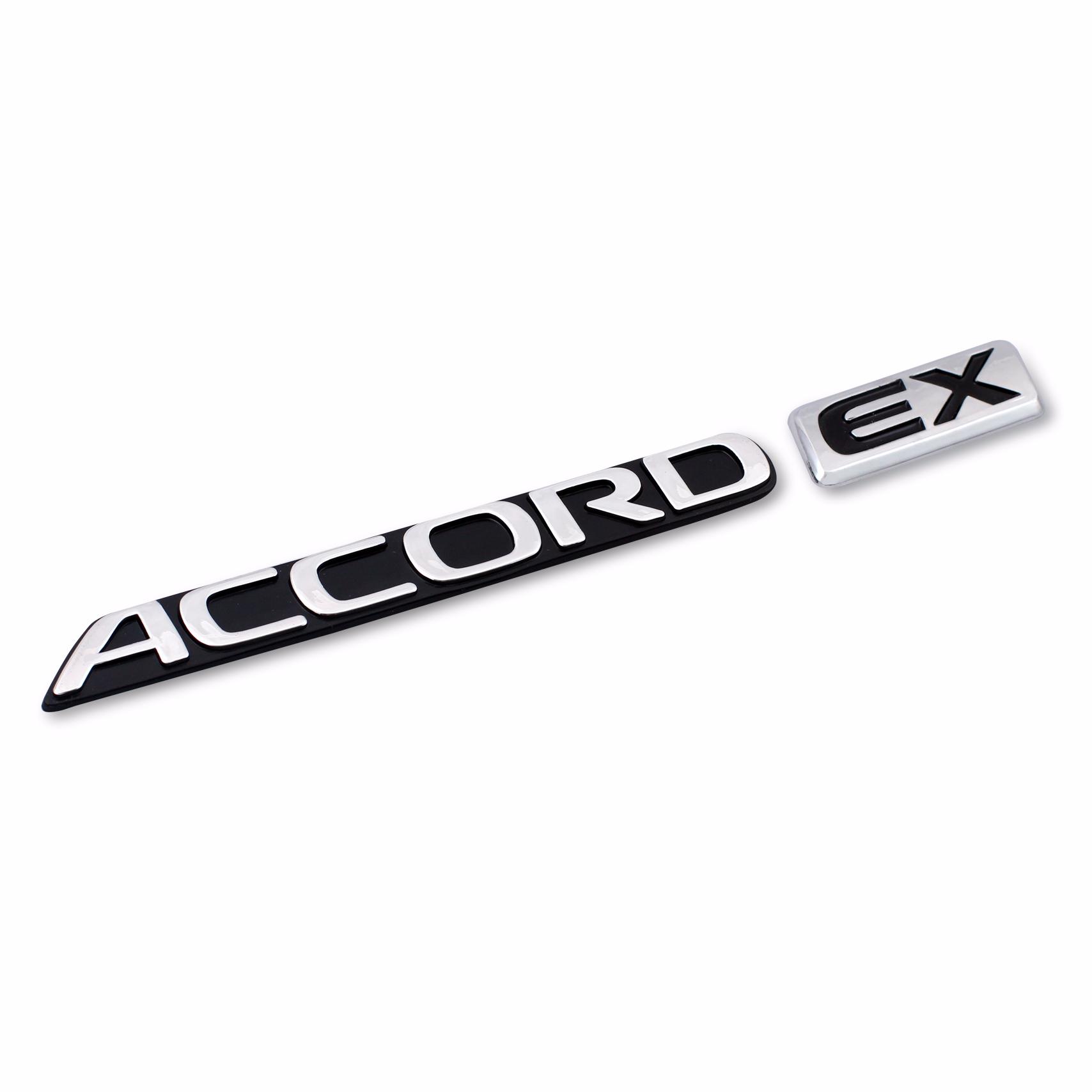 Emblem Logo Accordd Ex