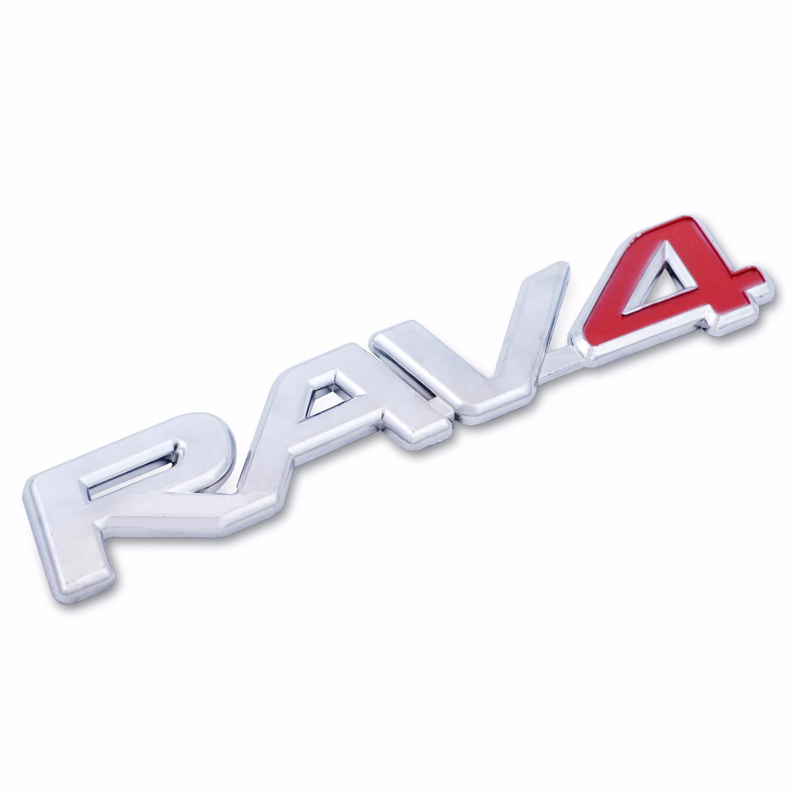 Emblem Logo Rav4