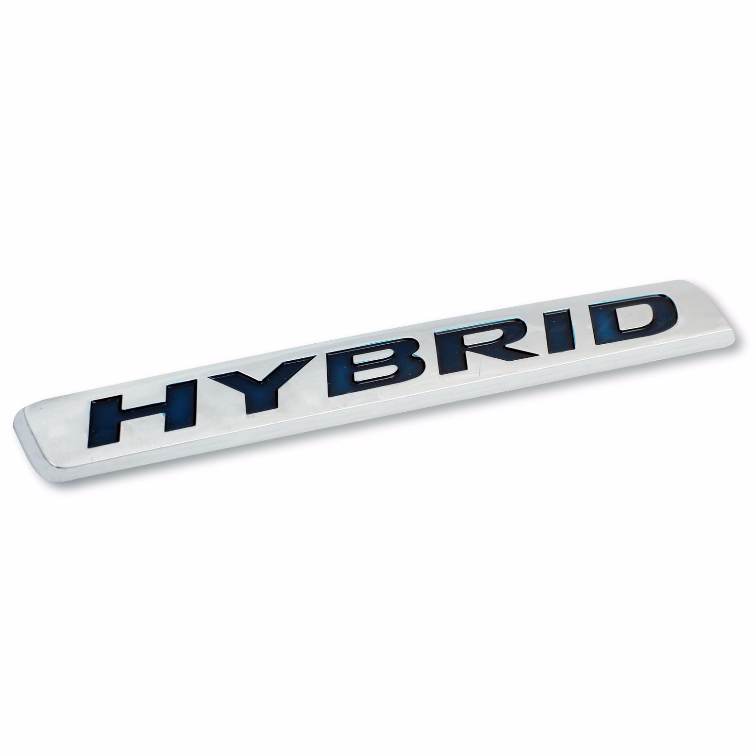 Emblem Logo Hybrid