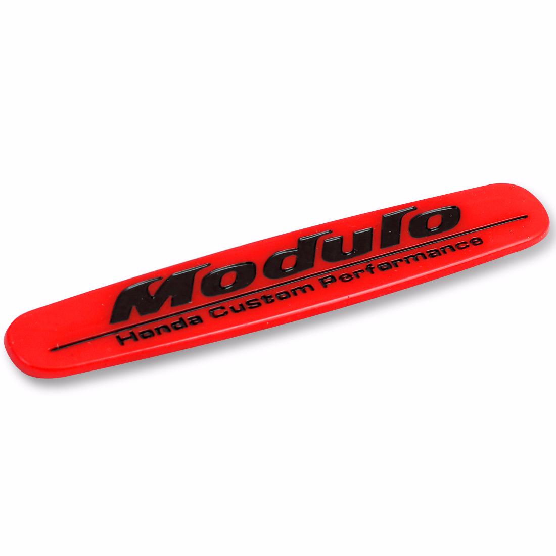 Emblem Logo Modulo