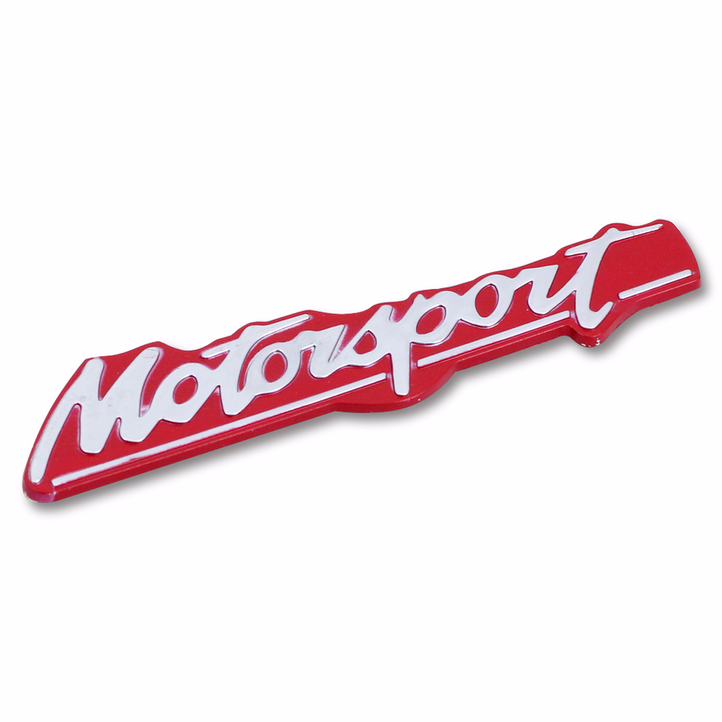 Emblem Logo Motorsport - Red