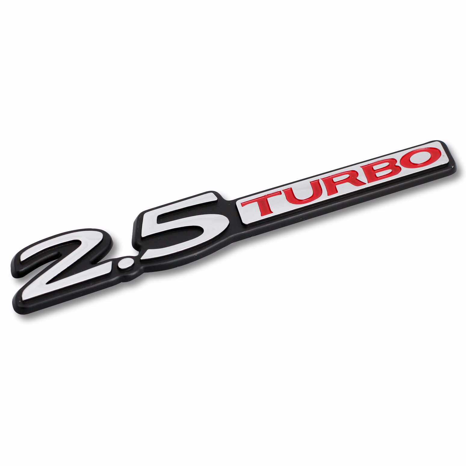 Emblem Logo 2.5 Turbo