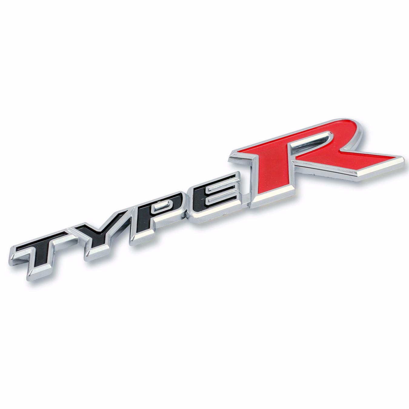 Emblem Logo Type-r
