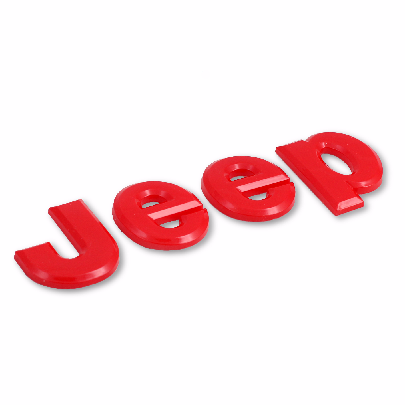 Emblem Logo Jeep - Red