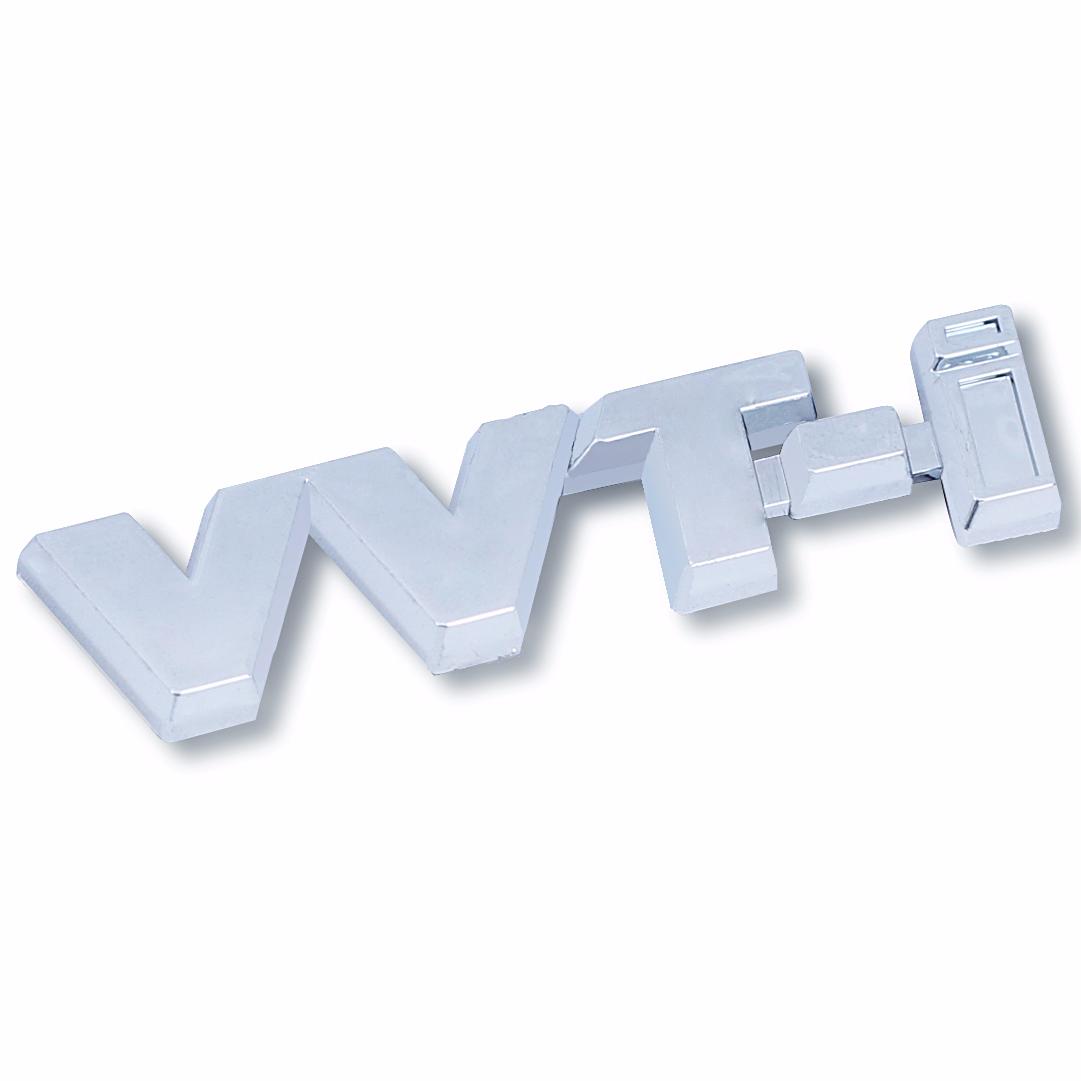 Emblem Logo Vvti