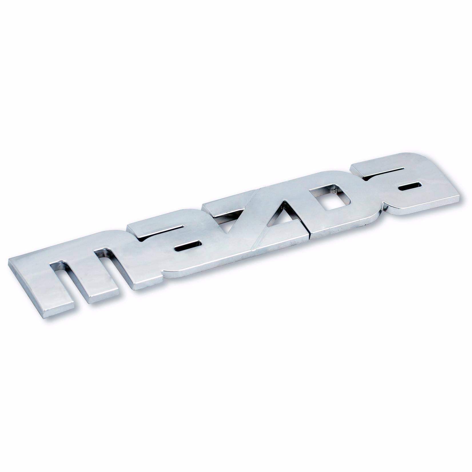 Emblem Logo Mazda