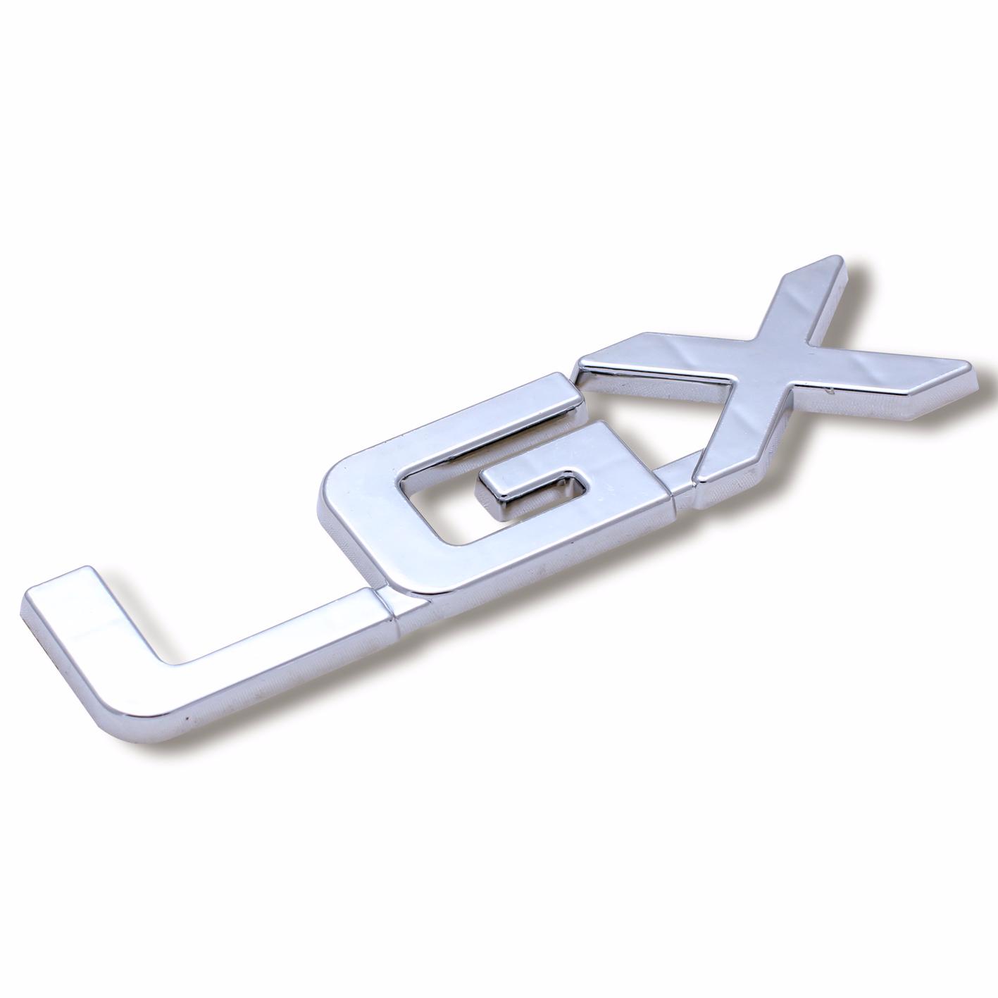 Emblem Logo Lgx