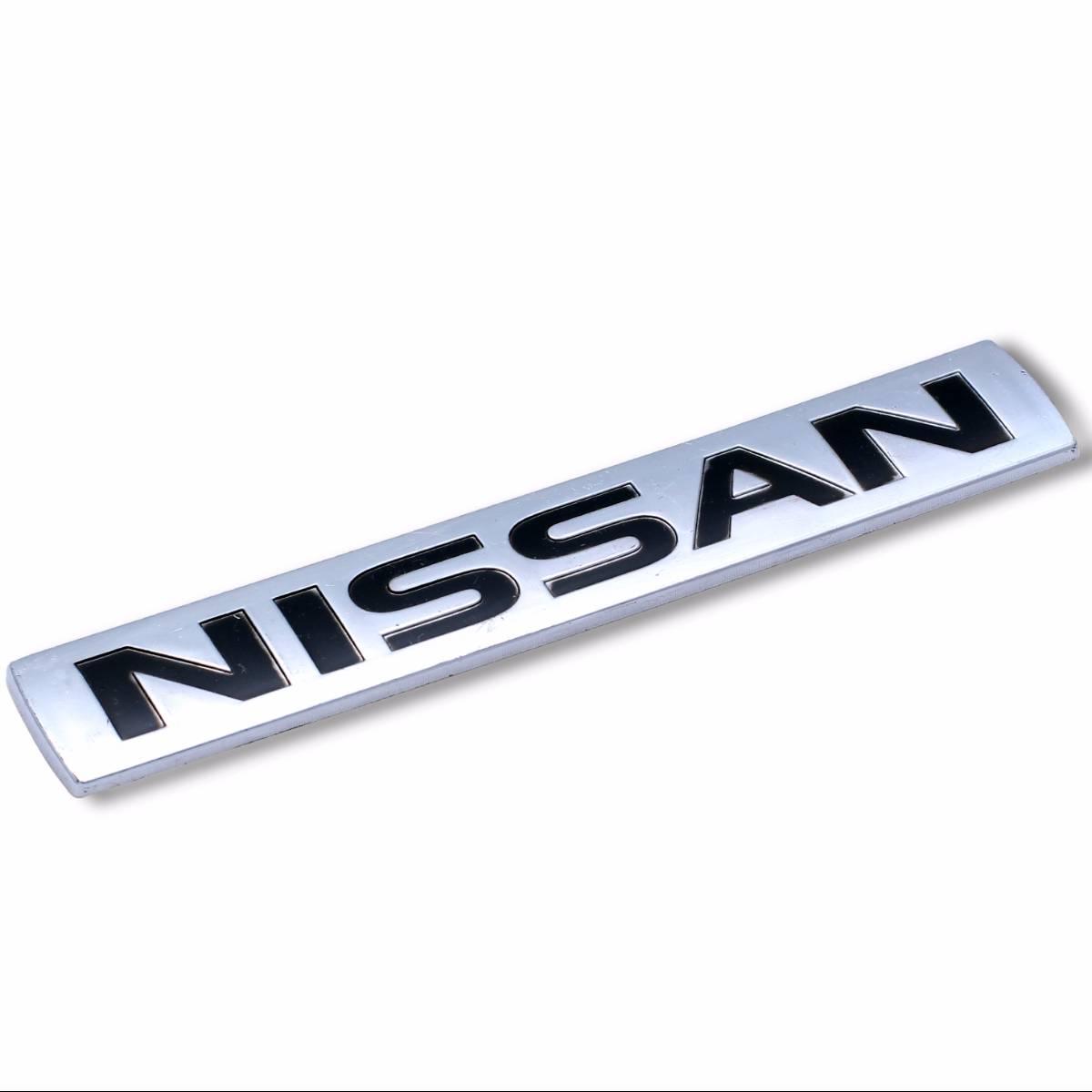 Emblem Logo Nissan Embose