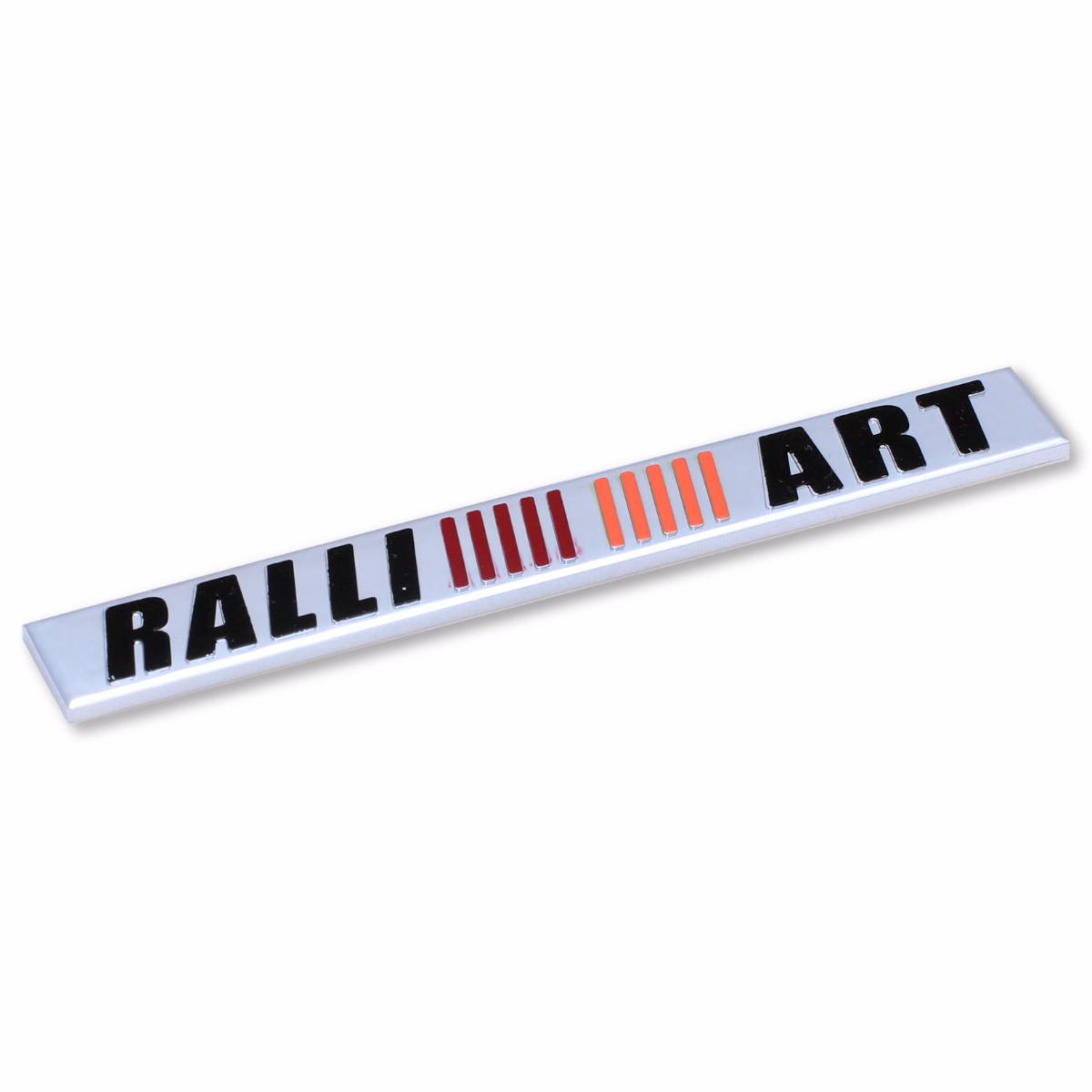Emblem Logo Ralli Art Embose